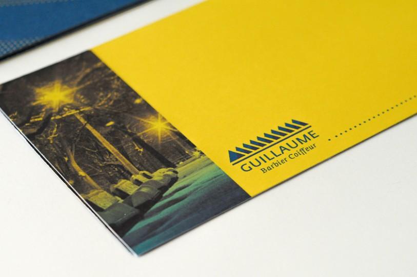 Logo identité couleurs ambiance photographique